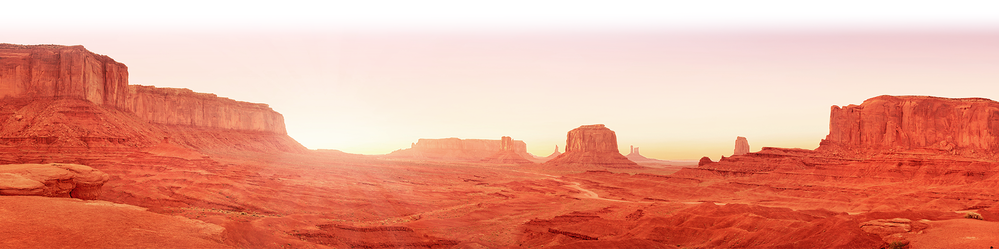 Background image of monument valley